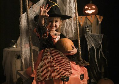 Sesja Halloween Leny